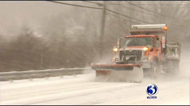 DOT pre-treats state roads ahead of Thursday's storm