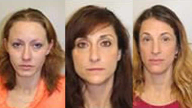 3 arrested after undercover prostitution bust in Newington
