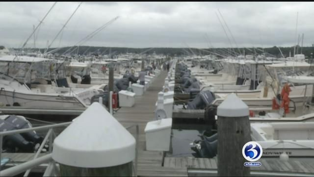 Boat owners, marinas prepare for impact of Jose