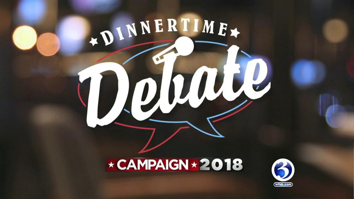Dinnertime Debate talks to millennials about political topics in Hartford