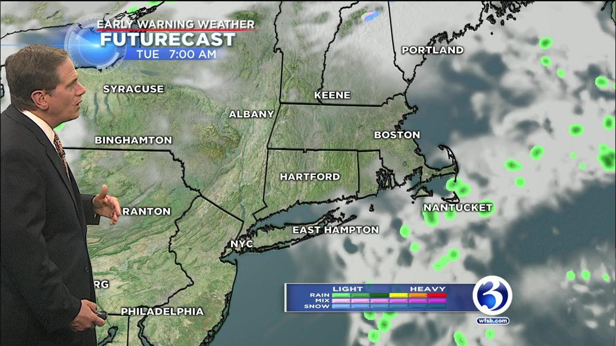 FORECAST: Mild temps before chilly weather
