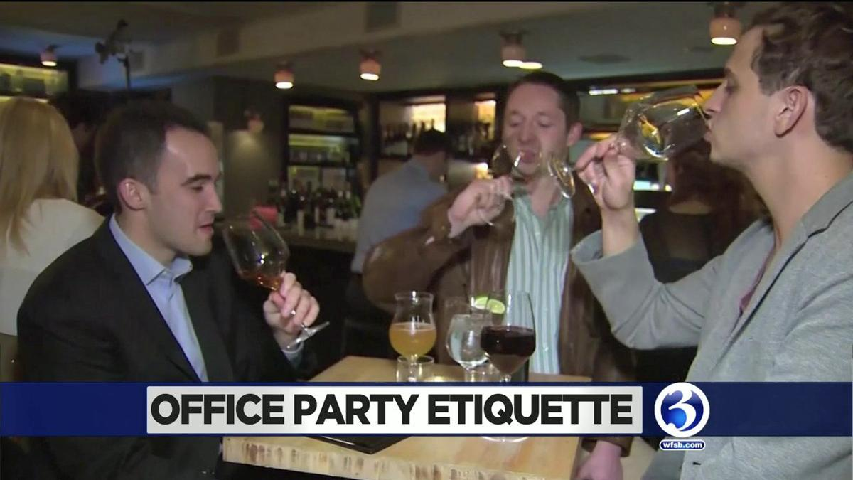 VIDEO: What to wear to a holiday office party