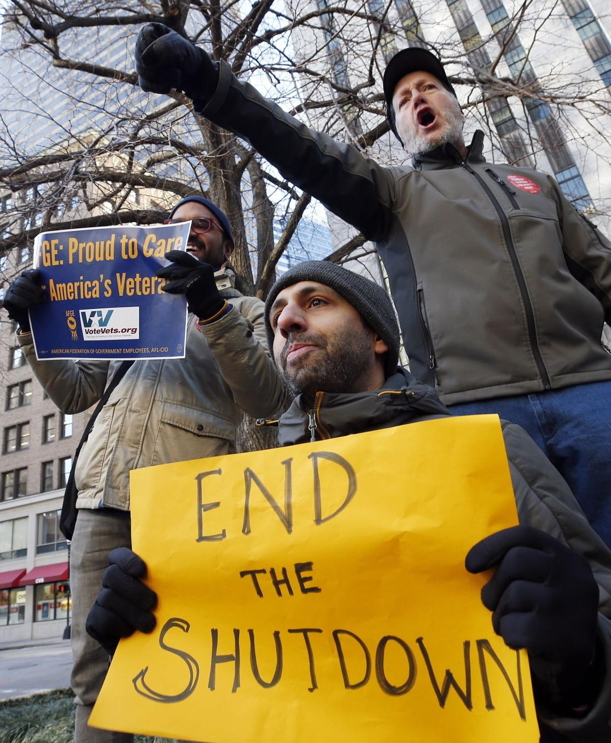 Shutdown Payday Massachusetts