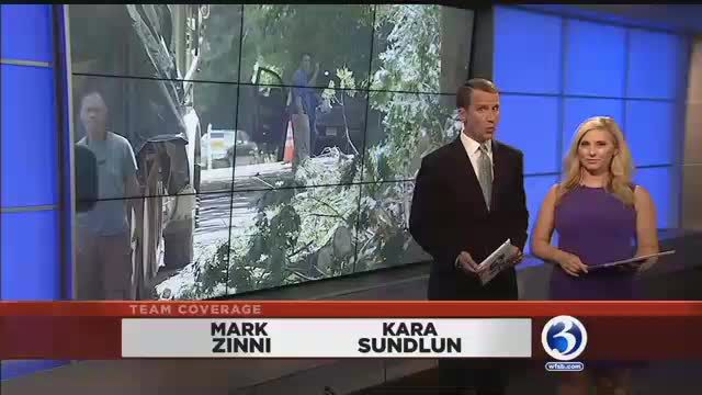 Video: NWS confirms tornado touched down in Ashford