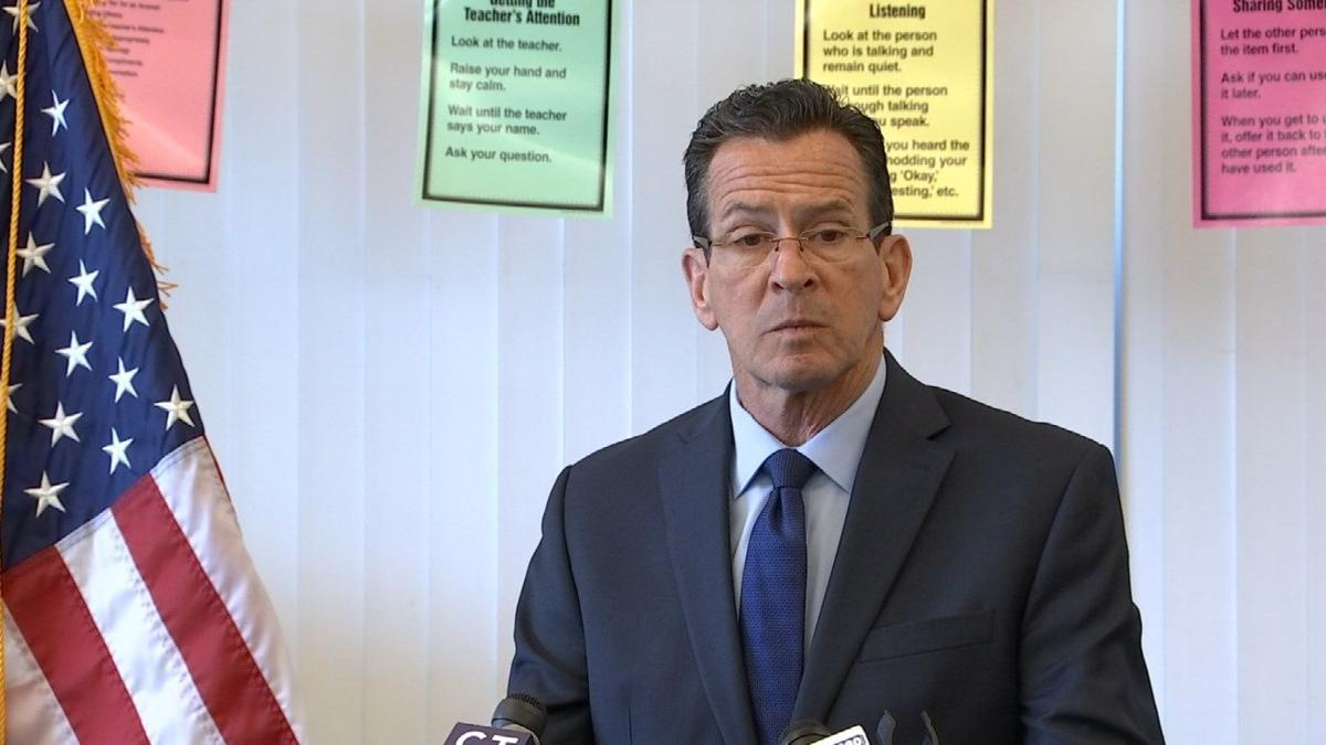 Governor unveils budget facet that includes 'fairer distribution of education aid'