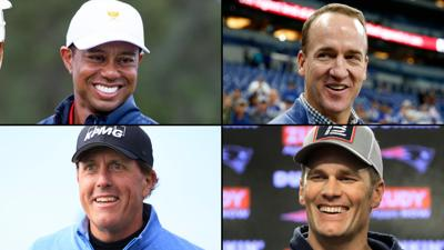 Sporting royalty set for $10m charity golf match in aid of the coronavirus relief effort