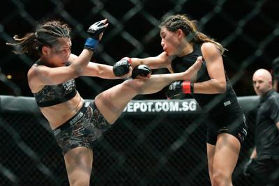 MMA star Mei Yamaguchi fights for memory of her mother