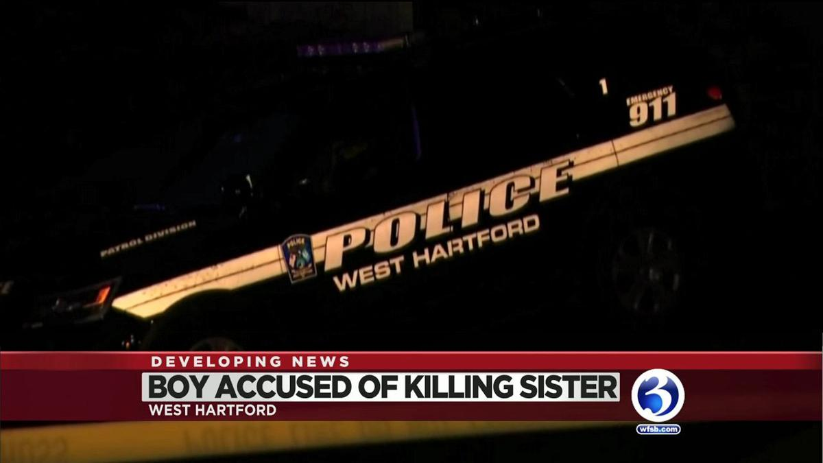 VIDEO: West Hartford school district reacts to sibling stabbing