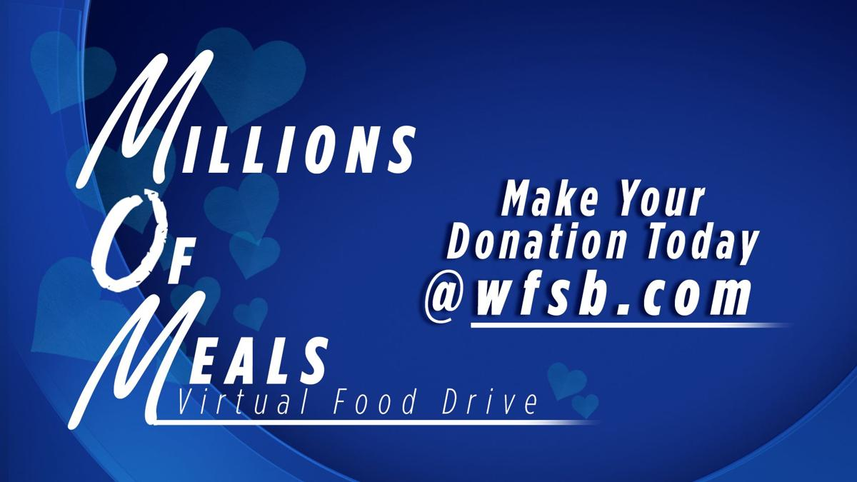 Millions of Meals Virtual Food Drive
