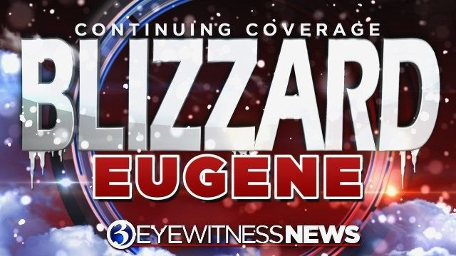 NWS confirms blizzard conditions in 1 CT town