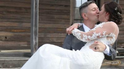 Love and heroin don't mix: how these newlyweds survived a harrowing romance