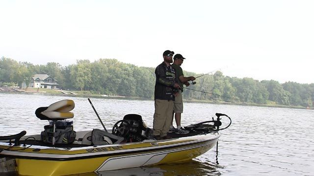 Annual fishing tournament serves as healing event for veterans