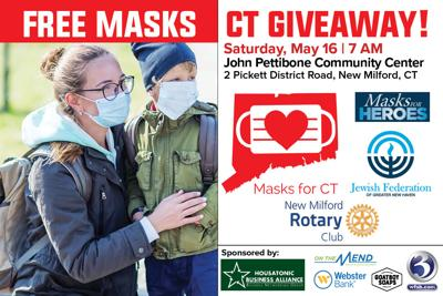 Masks for CT New Milford