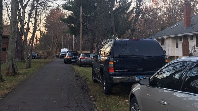 Newington incident linked to regional narcotics search operation
