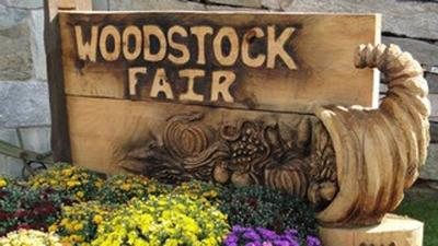 Woodstock Fair taking place over Labor Day weekend
