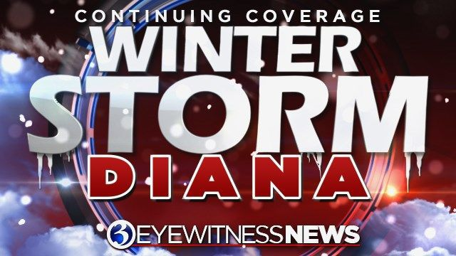 Residents brace themselves for another round of winter weather