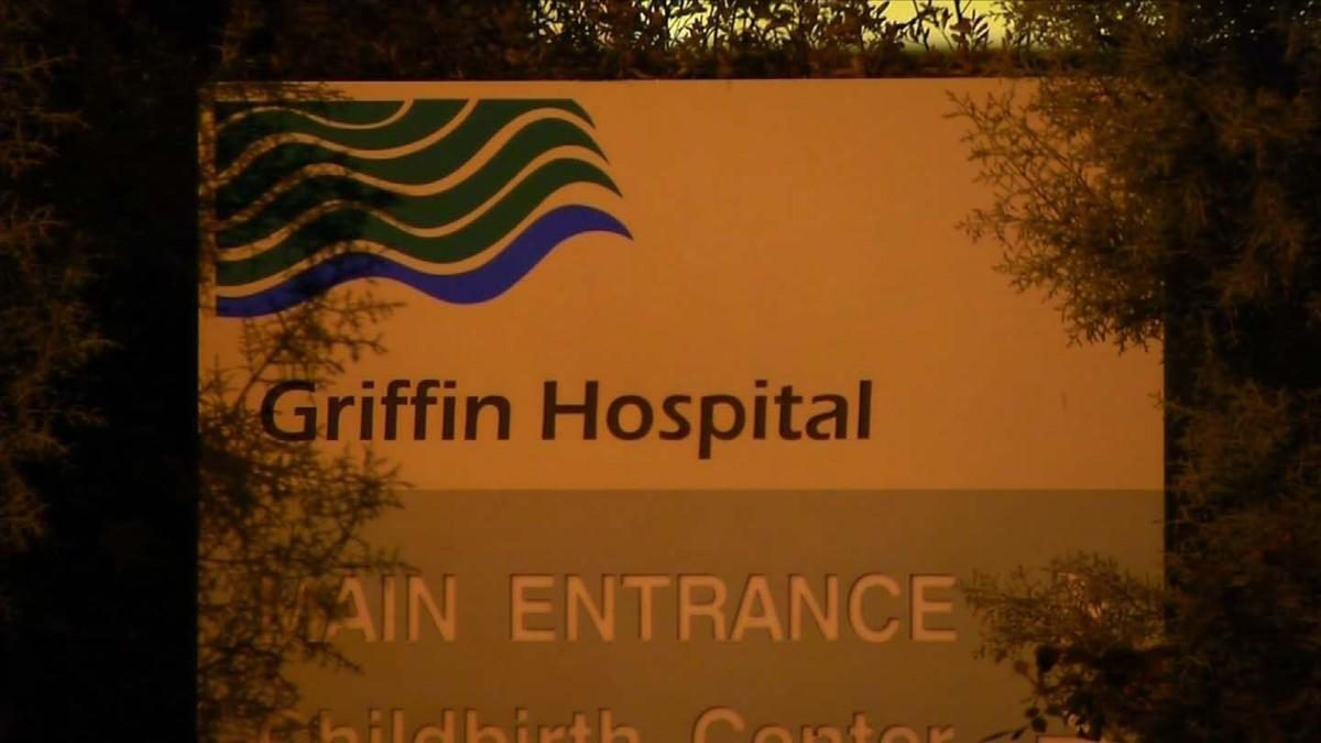 Alleged drunk driver caused car to crash into Griffin Hospital ER