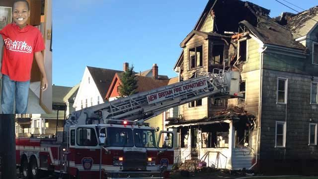 J Timothy's starts GoFundMe for family of boy killed in New Britain fire
