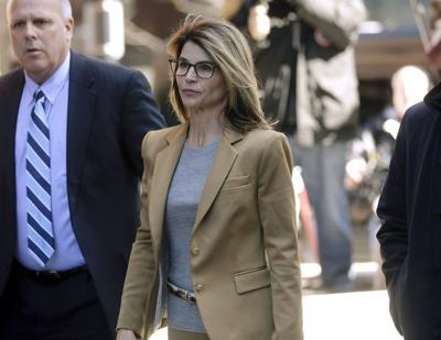 Lori Loughlin pleads not guilty in her first response to the college admissions scam