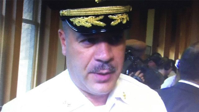 New Haven assistant police chief suspended for one day