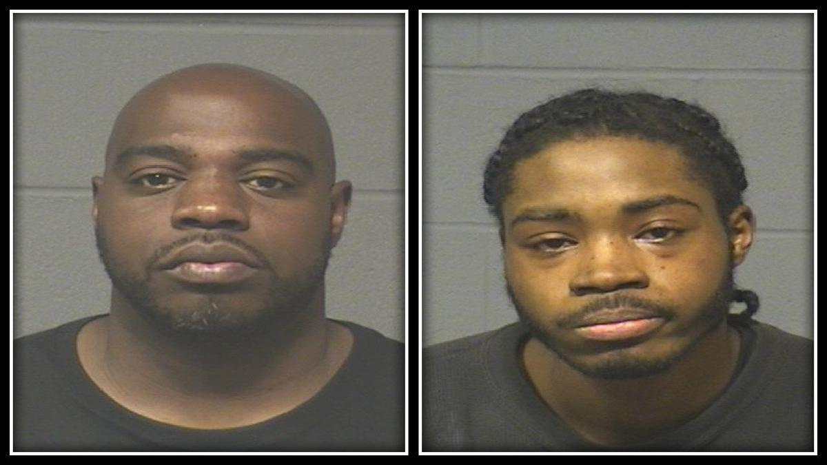 Suspects charged in two Hartford murders face judge