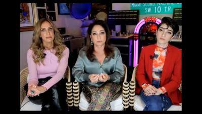 Gloria Estefan hopes to inspire change by tackling tough issues on 'Red Table Talk'