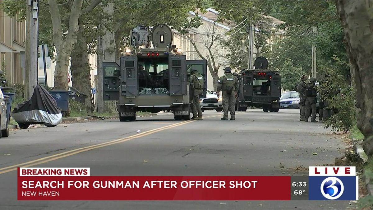 TEAM COVERAGE: Captain recovers, suspect still on the loose after shooting