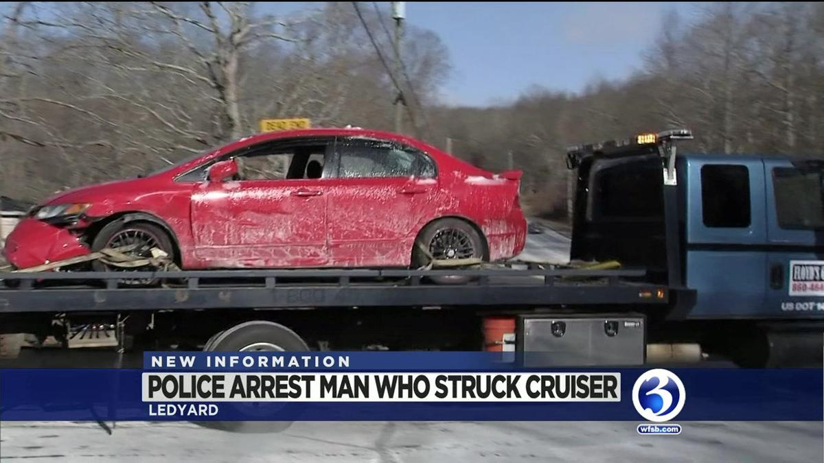 VIDEO: Driver shot after police say he drove at them