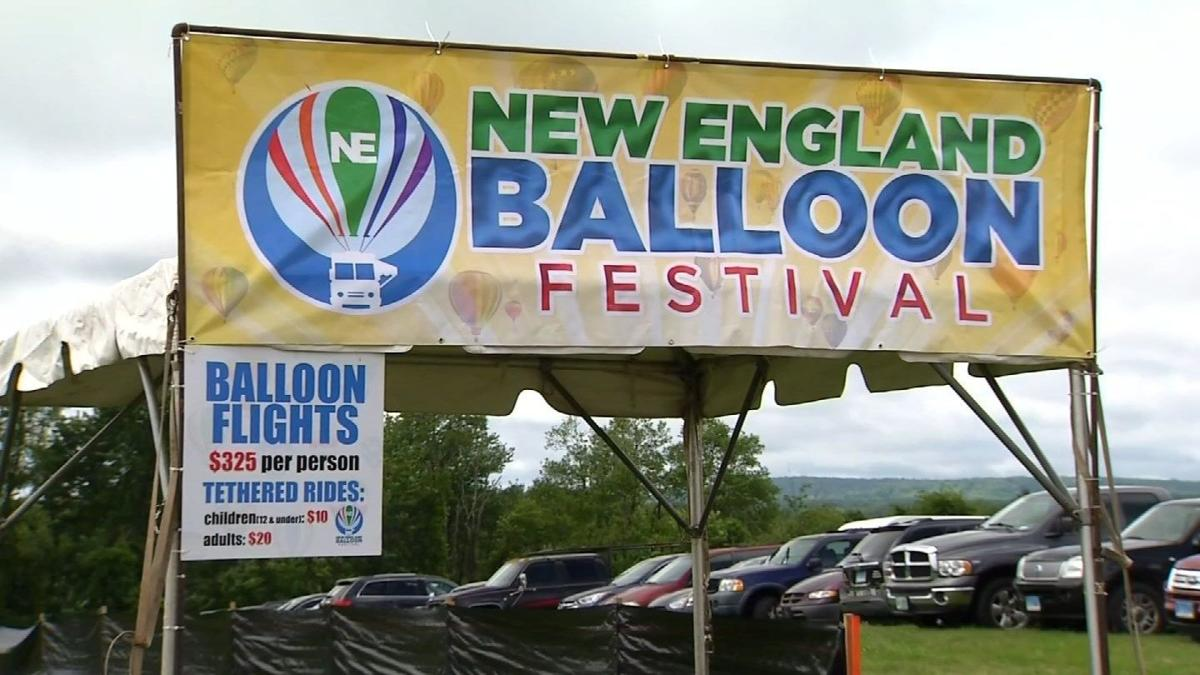 New England Balloon Festival kicks off this weekend