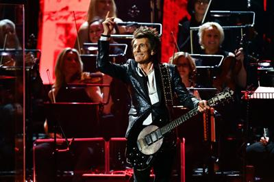 Rolling Stones legend Ronnie Wood is cancer-free for a second time
