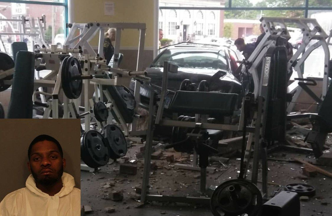 East Hartford gym reopens following police pursuit, crash