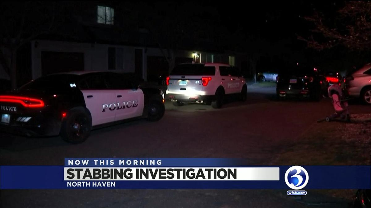 VIDEO: Victim critical after condo stabbing