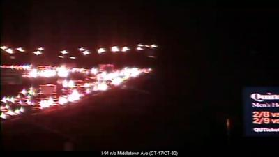 I-91 North Haven crash