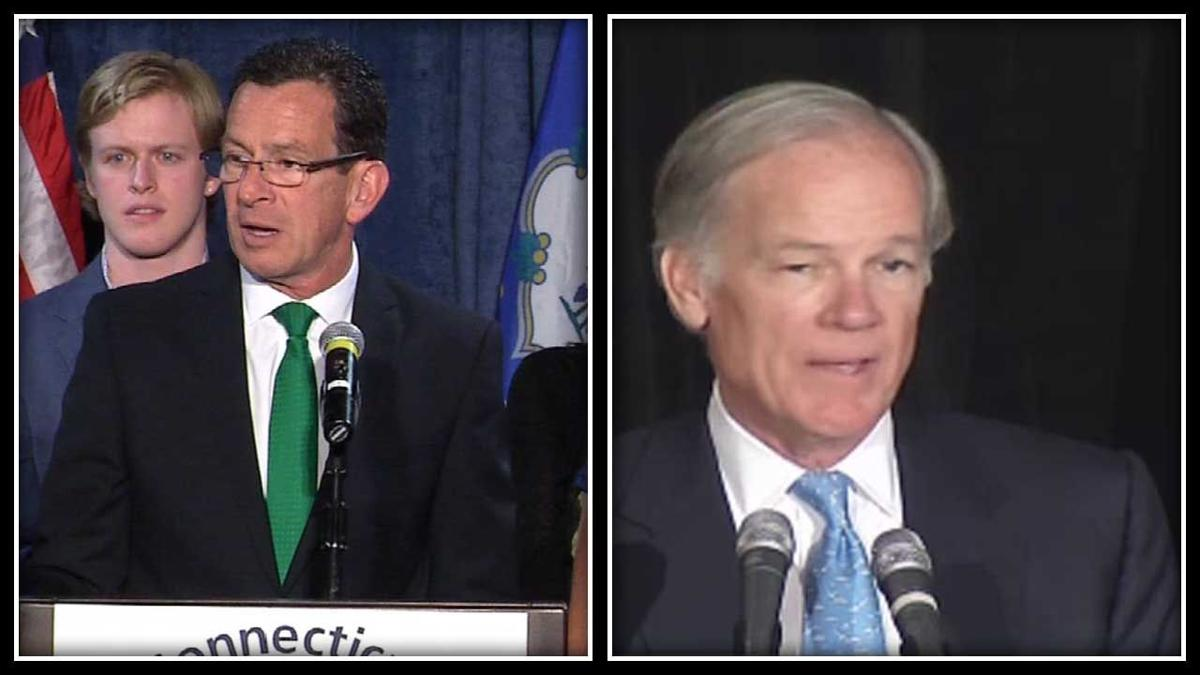Malloy: 'We've got work to do,' Foley concedes