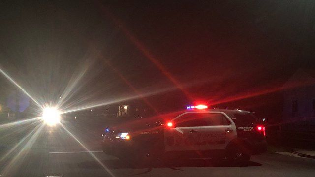 Overnight standoff in Plainville ends, road reopened