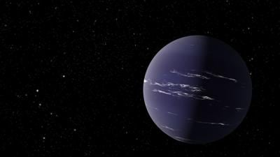 Newly discovered planet could have water clouds
