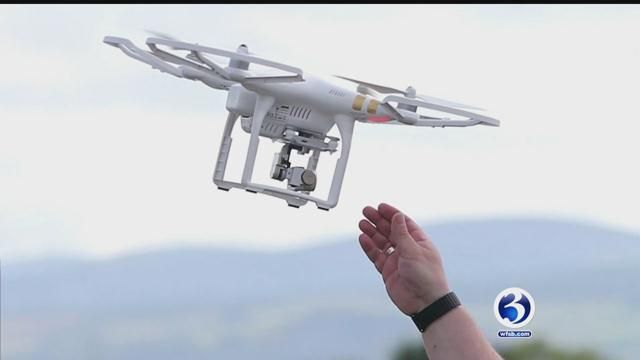 Drones bring selfies to new level