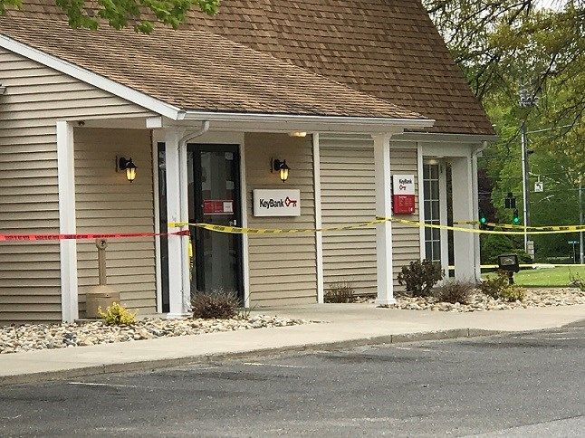 Coventry bank closed all week after suspicious substance found