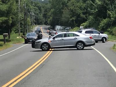 Motorcycle Crash Route 20 East Granby
