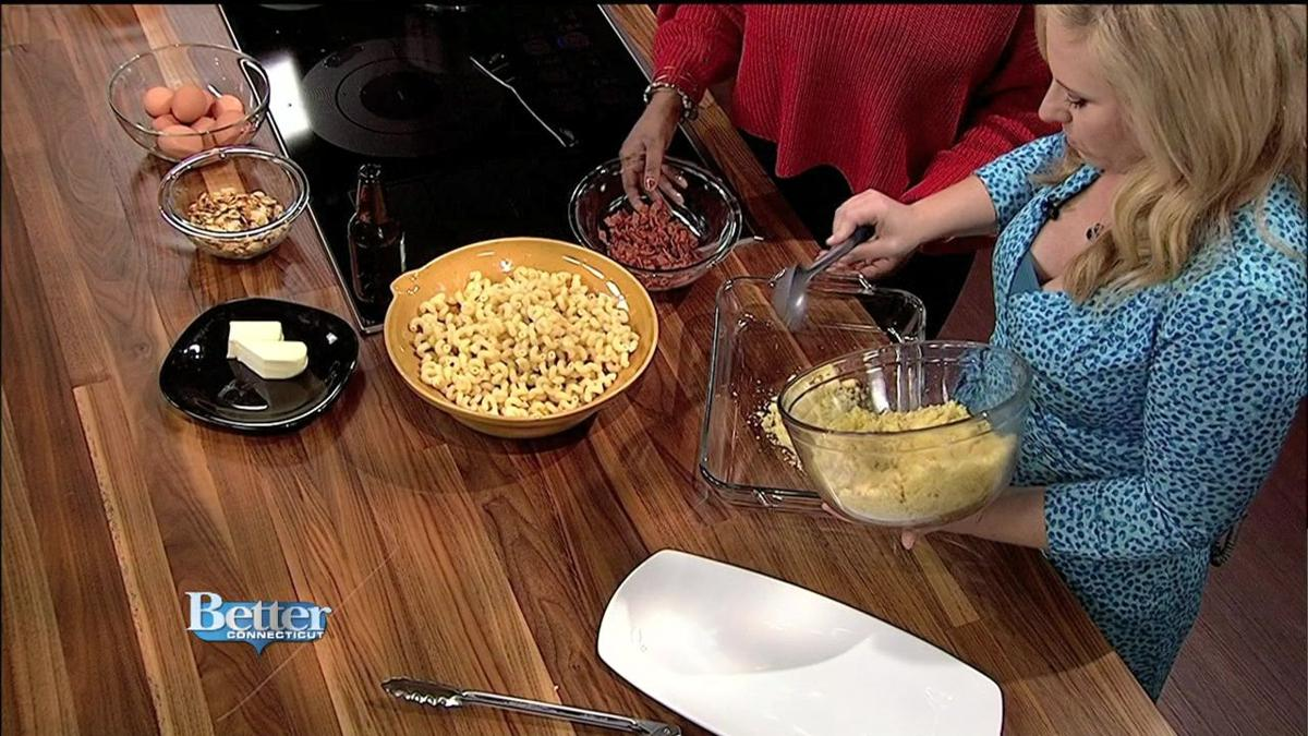 Better Food: Mac and cheese with a fall twist