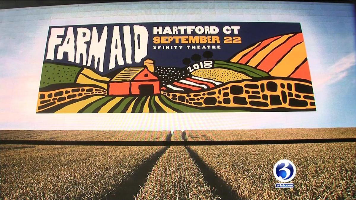 VIDEO: Thousands to attend Farm Aid festival in Hartford