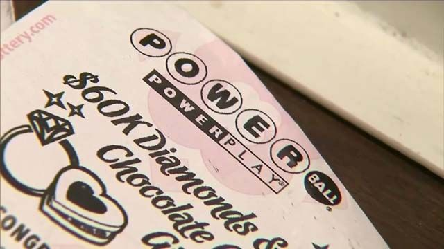 Jackpot for Powerball is second largest in history