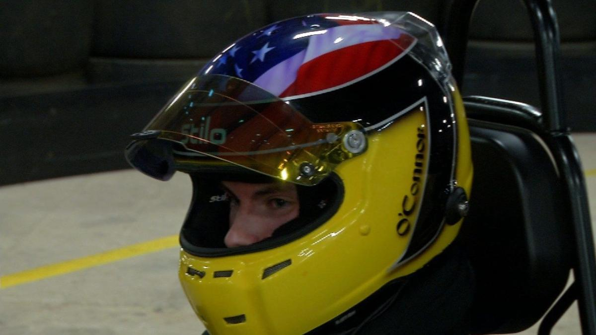 New Hartford man makes name for himself in the racing world