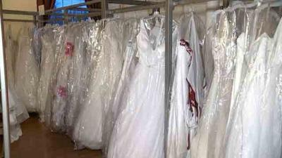 Wedding Dress Donation.Video Wedding Dresses Offered To First Responders Spouses In Exchange For Donation