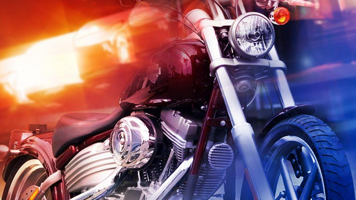 Motorcycle crash on I-95 in North Stonington leaves woman dead
