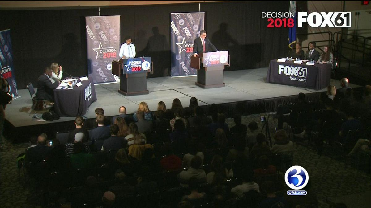 Video: Second 5th District debate taking place at CCSU