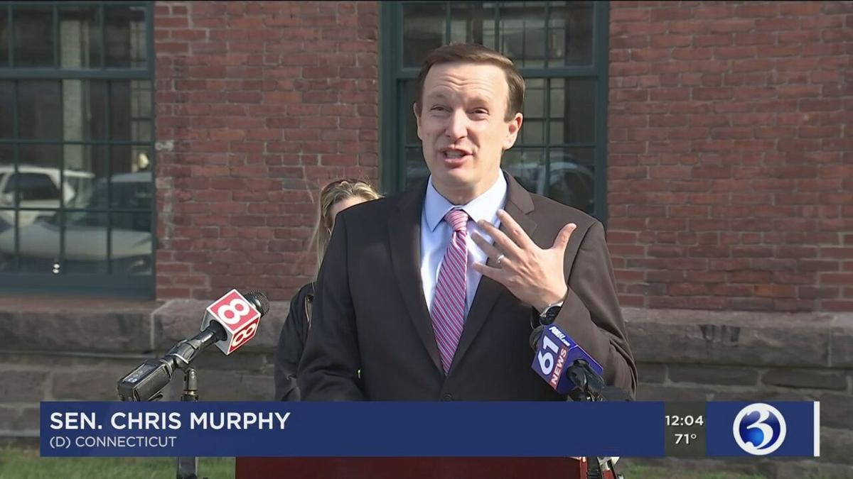 Sen Murphy Said He Sees Chance For More Gun Violence If Barrett Is Confirmed To The Supreme Court News Wfsb Com