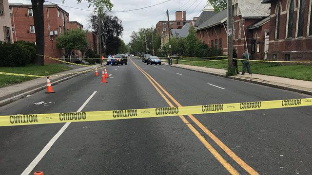 DEA agent fired shots at suspect in Hartford