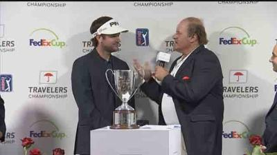 Travelers Championship held in Cromwell