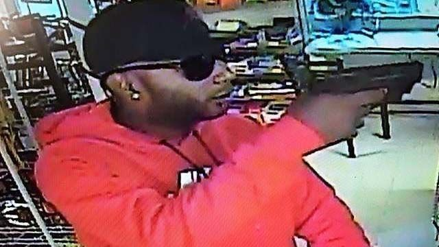 Grocery store robbery suspect sought by Winchester police